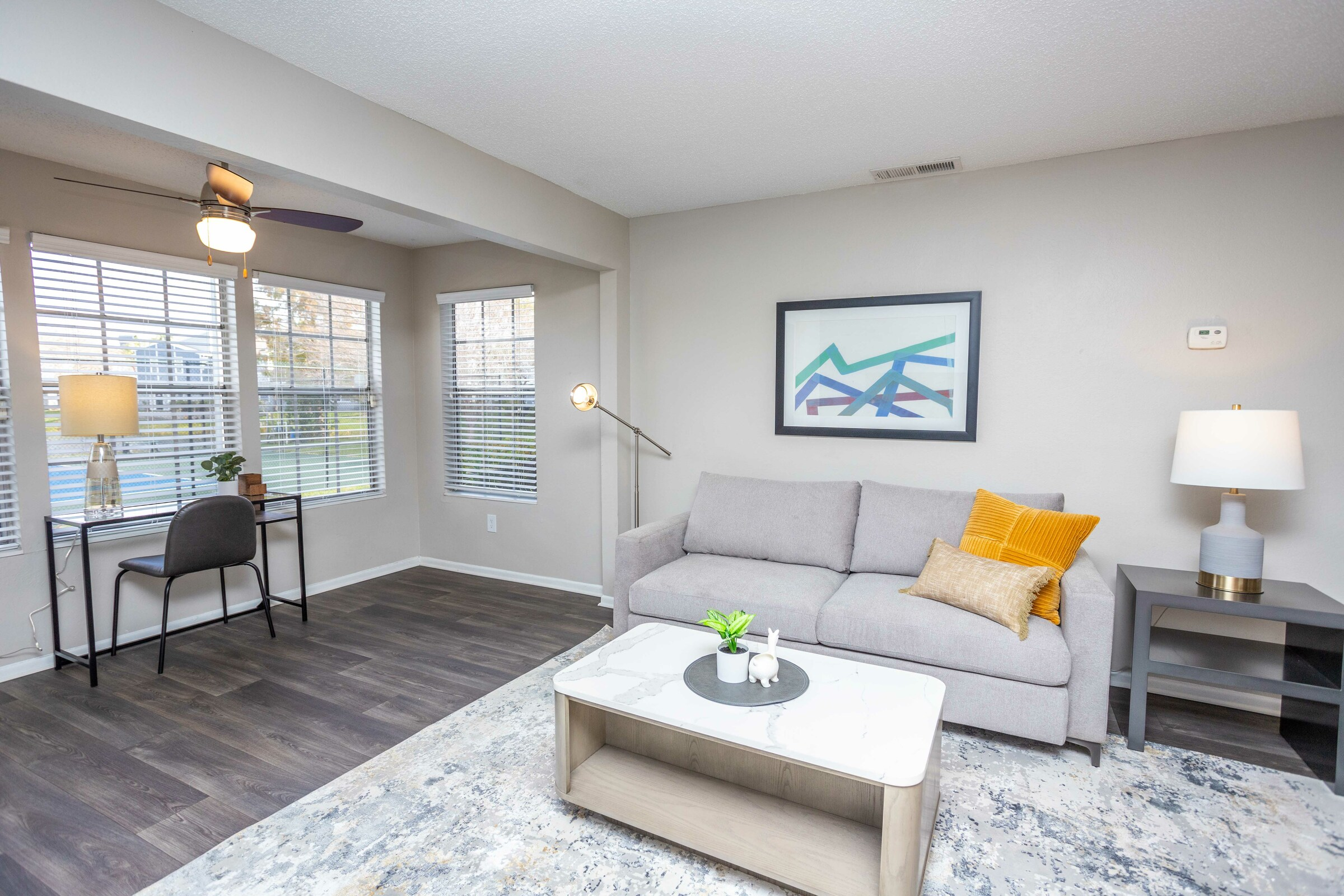 Landing Furnished Apartment Fairways at Feather Sound for rent