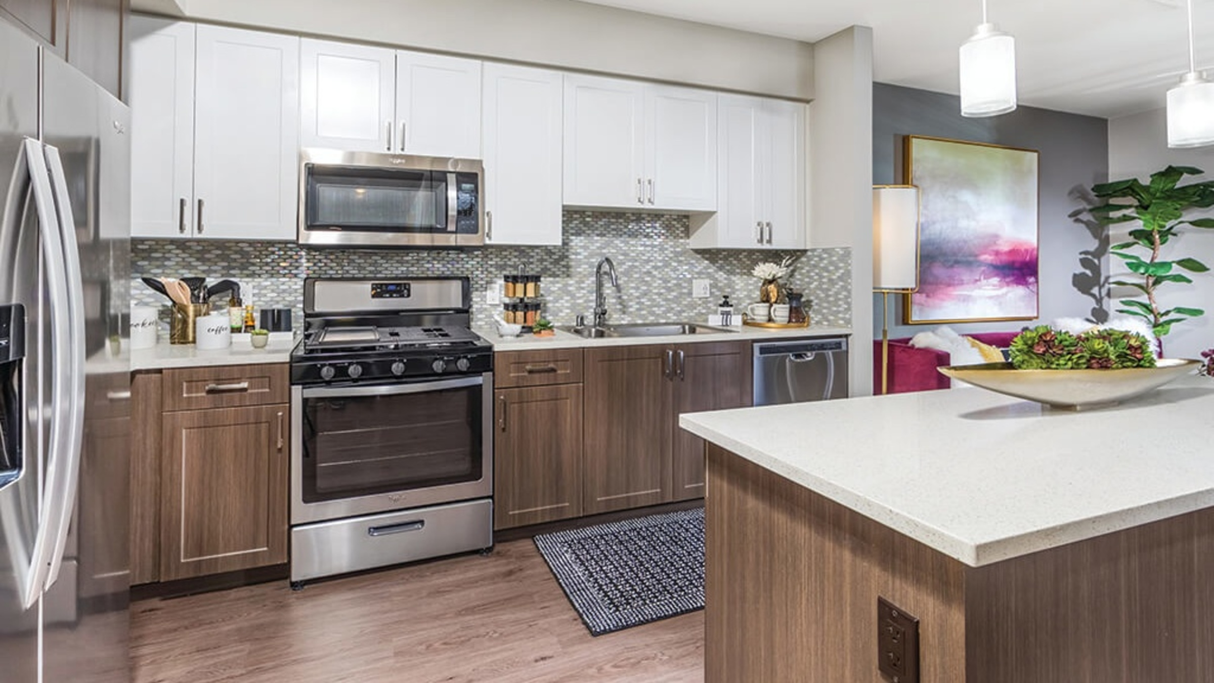 The James Apartments 625 rental
