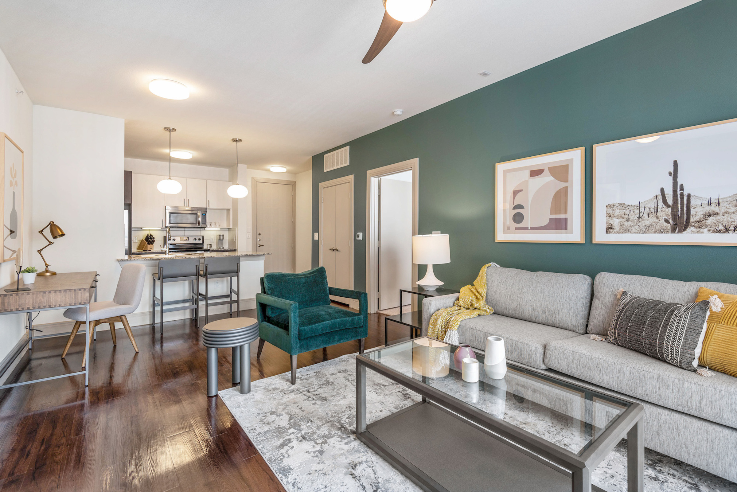 Landing Furnished Apartment Park's Edge at Shelby Farms for rent