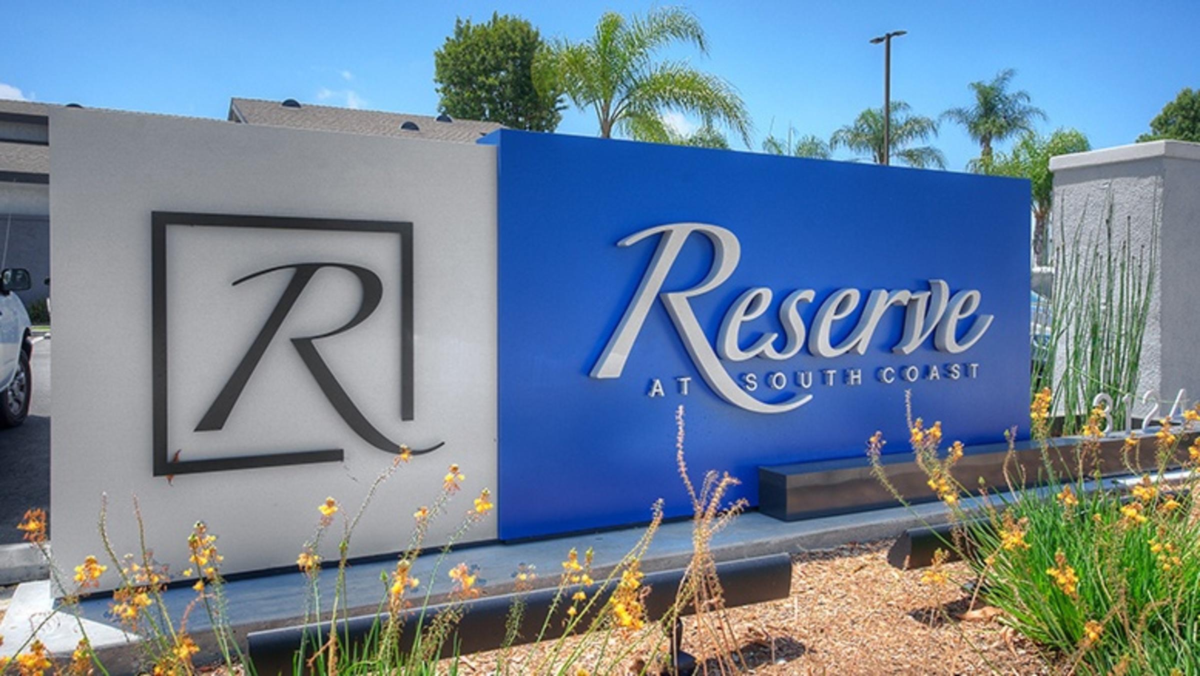 Reserve at South Coast