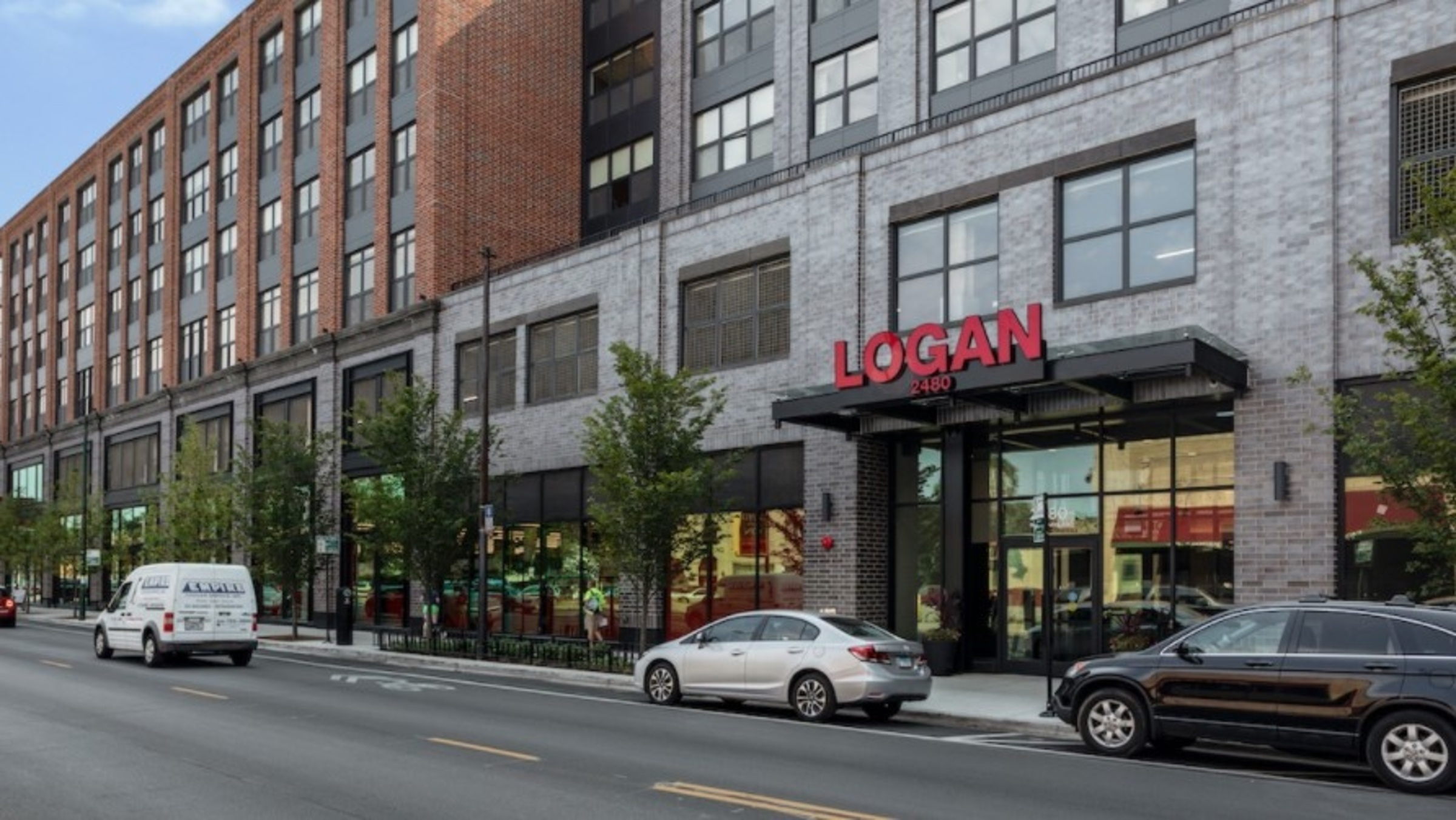Logan Apartments 469