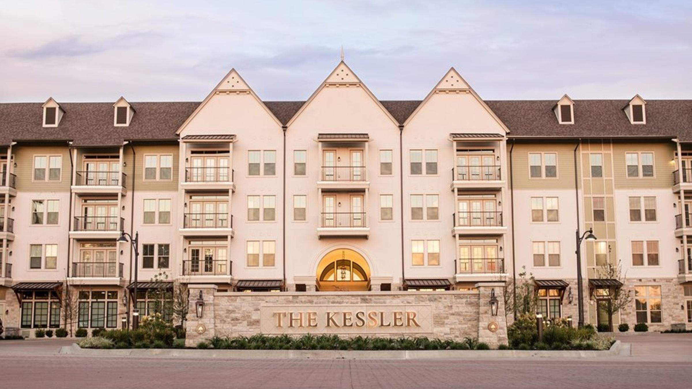 Landing Furnished Apartment The Kessler Residences