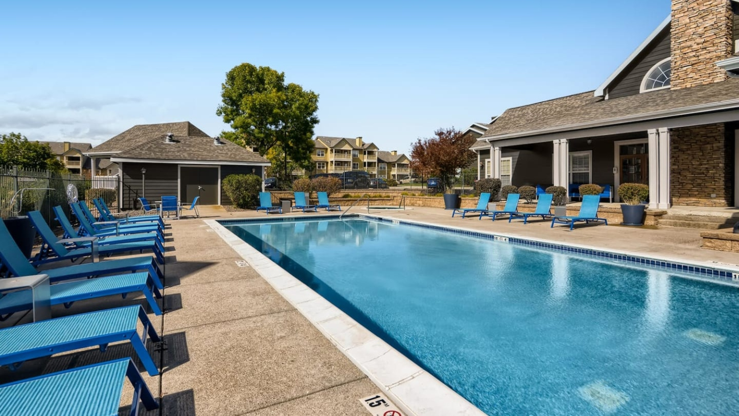 Landing Furnished Apartment Alturas at Bellaire Ranch
