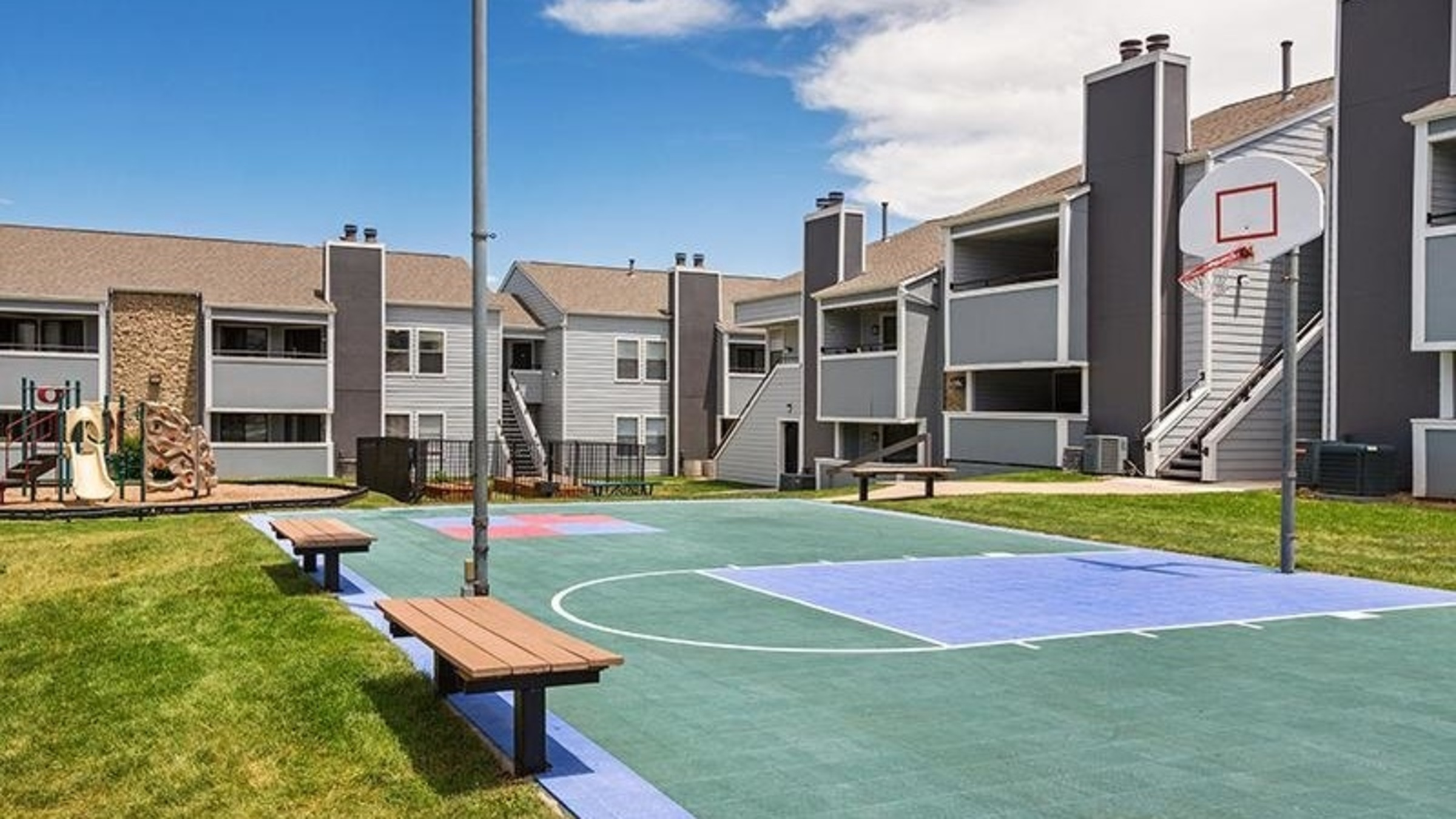 Landing Furnished Apartment Cheyenne Crest
