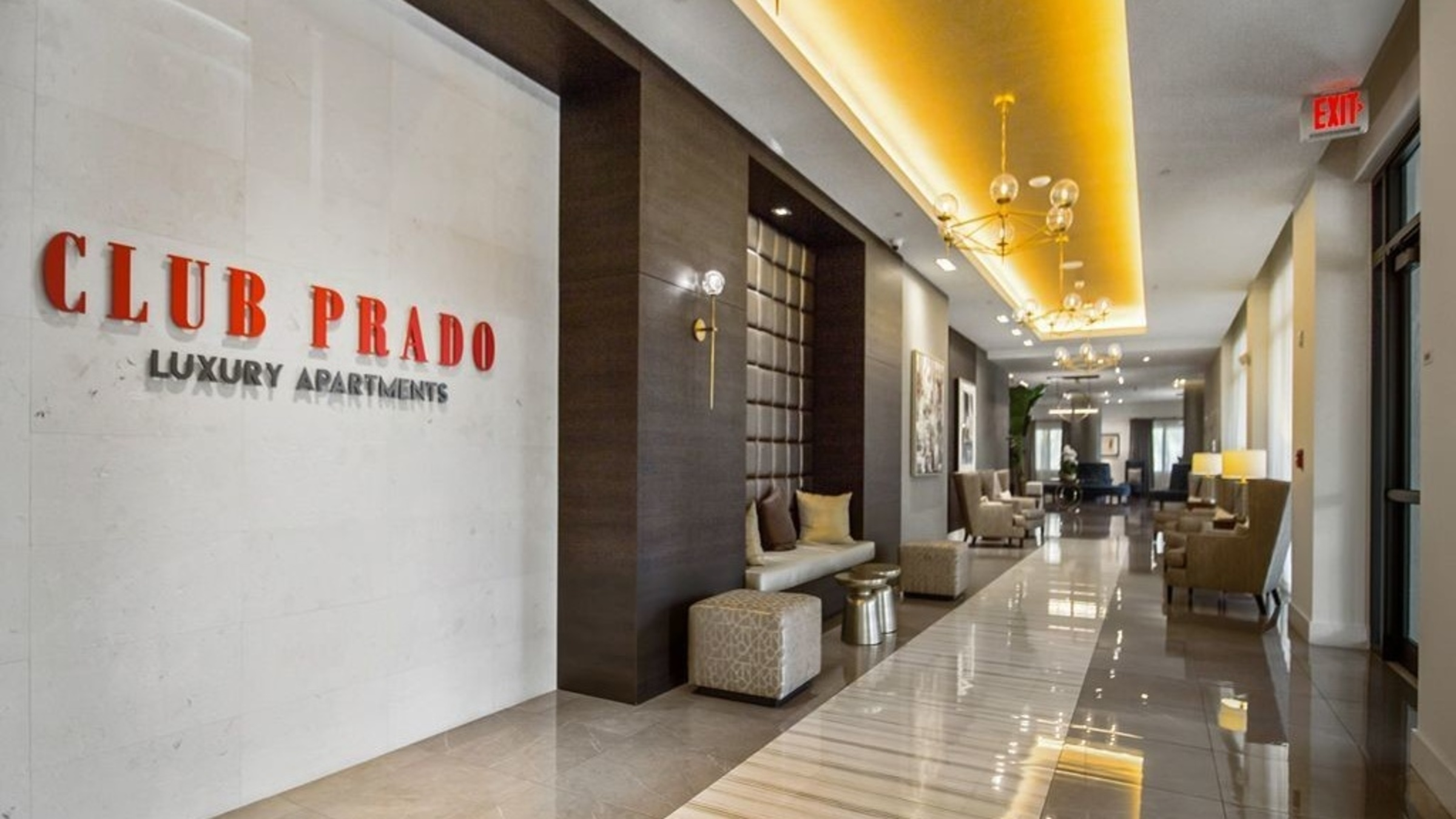 Landing - Club Prado