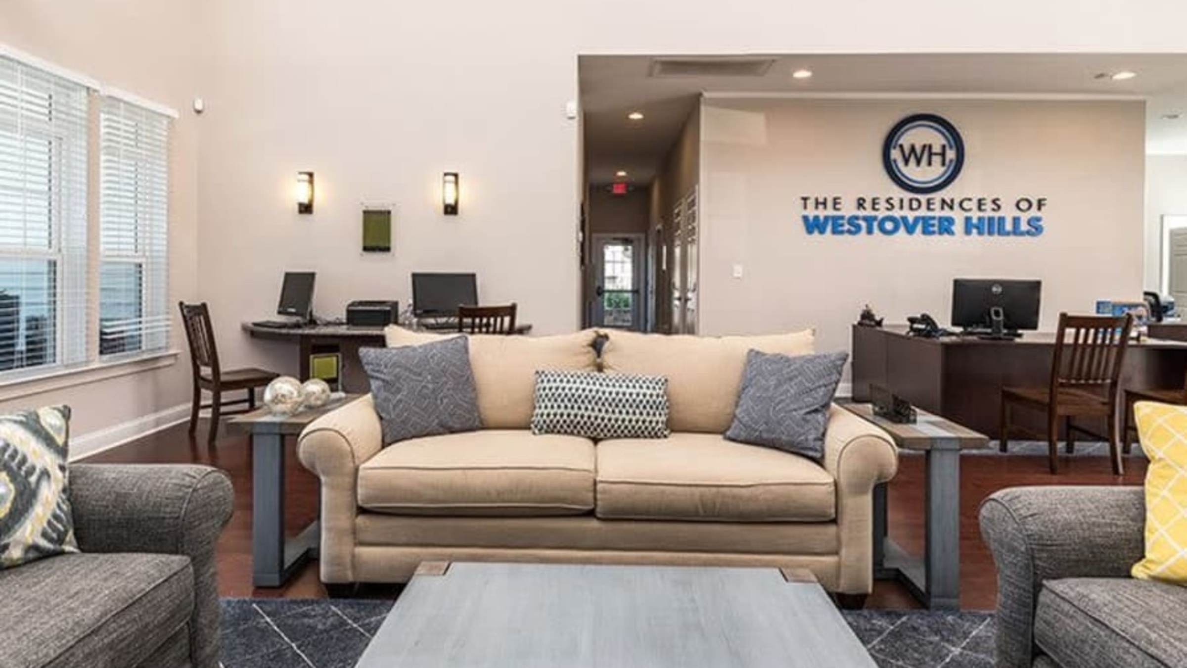 Landing Furnished Apartment The Residences of Westover Hills Apartments
