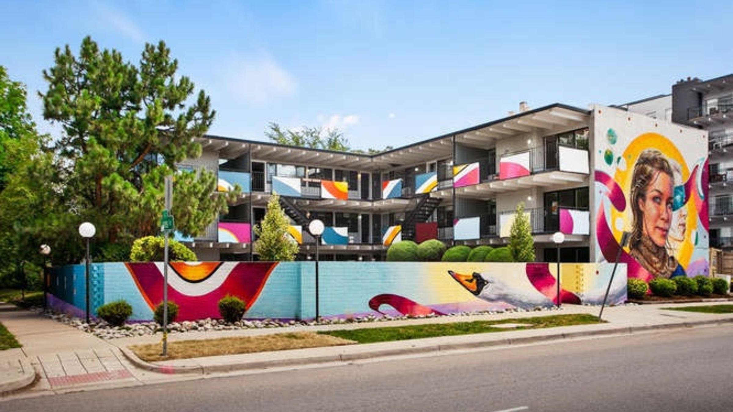 Grant St Apartments