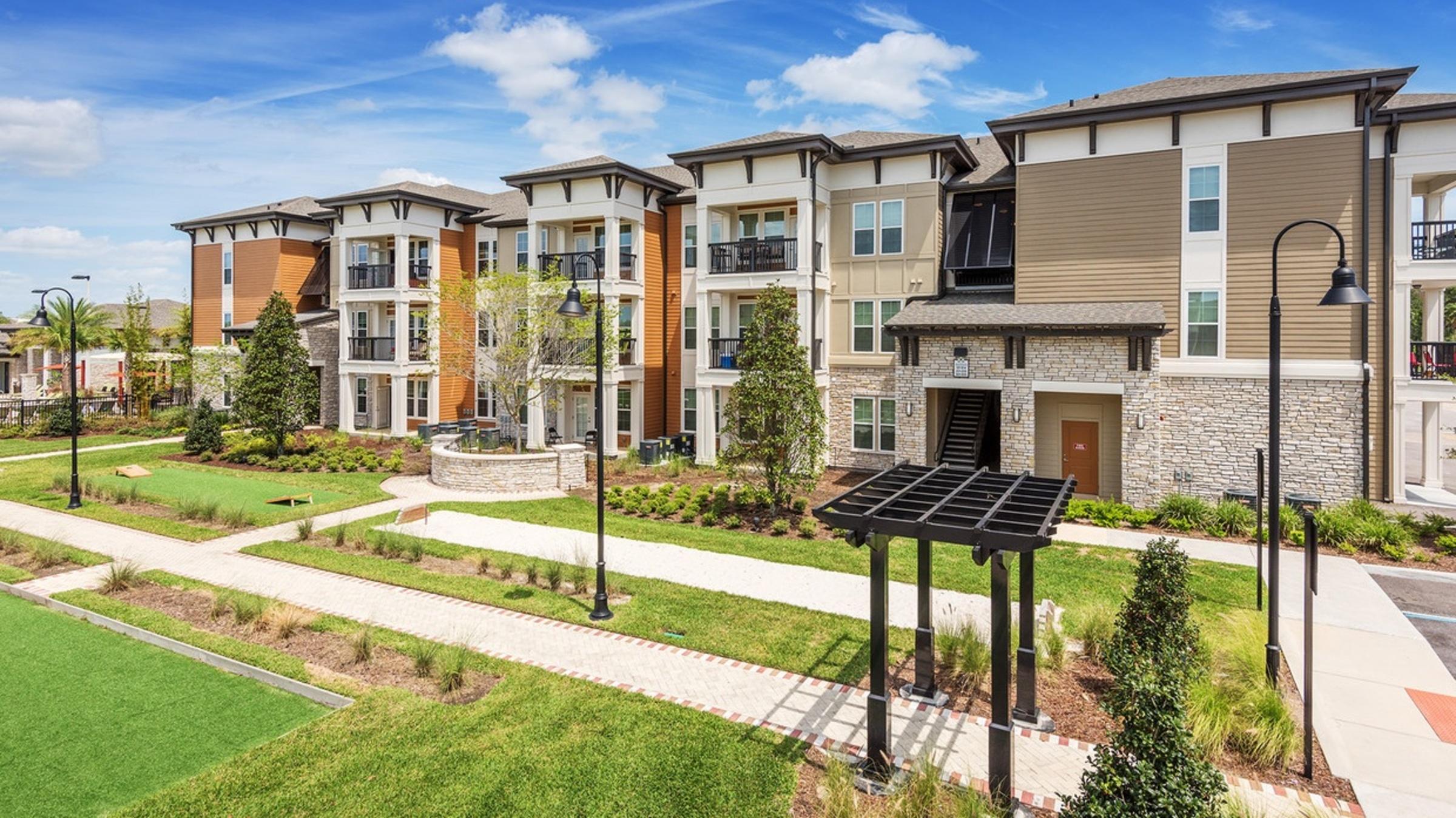 Landing Furnished Apartment Nona Park Village