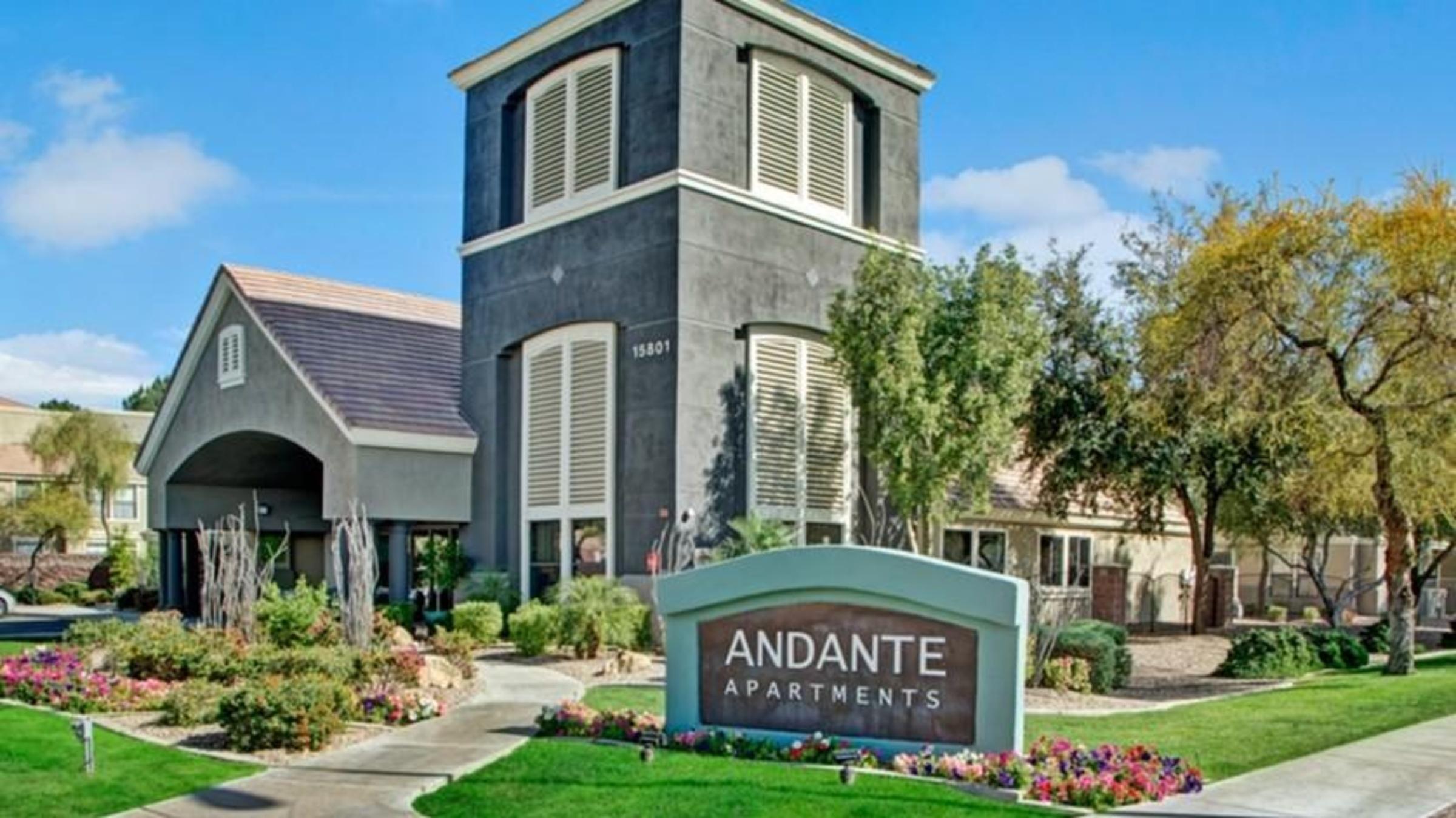 Andante Apartments 2199